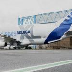 Вторая Beluga XL в небе: полет самолета для негабаритных грузов