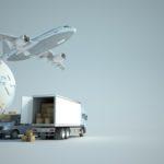 Перевозки грузов и почты на ВВЛ между федеральными округами и внутри них